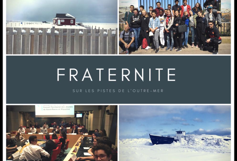 Documentaire : Fraternité, sur les pistes de l'outre-mer