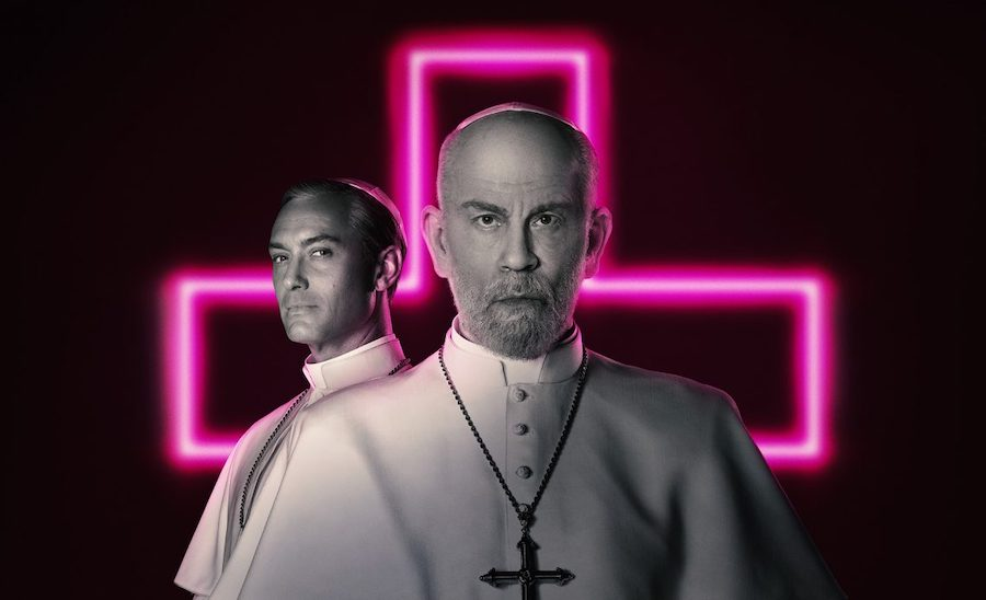 The new pope - série TV
