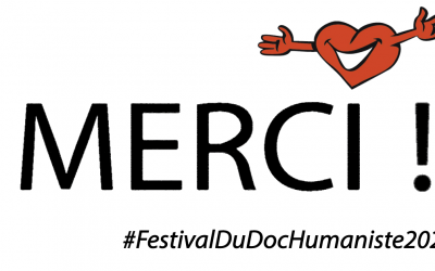 Clap de fin des 7séquences duFestival du doc humaniste!