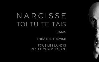 TOI TU TE TAIS, le spectacle musical de Narcisse.