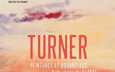 Visite guidée de l'exposition «William Turner, peintures et aquarelles» avec Céline L.M.P