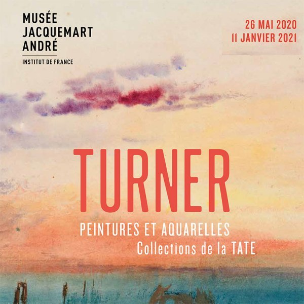 William Turner.- peinture et aquarelles de la Tate Modern