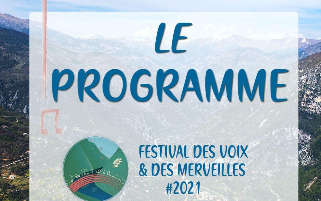 Festival des Voix & des Merveilles 2021