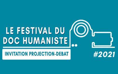 Invitation projection-débat Festival du doc humaniste