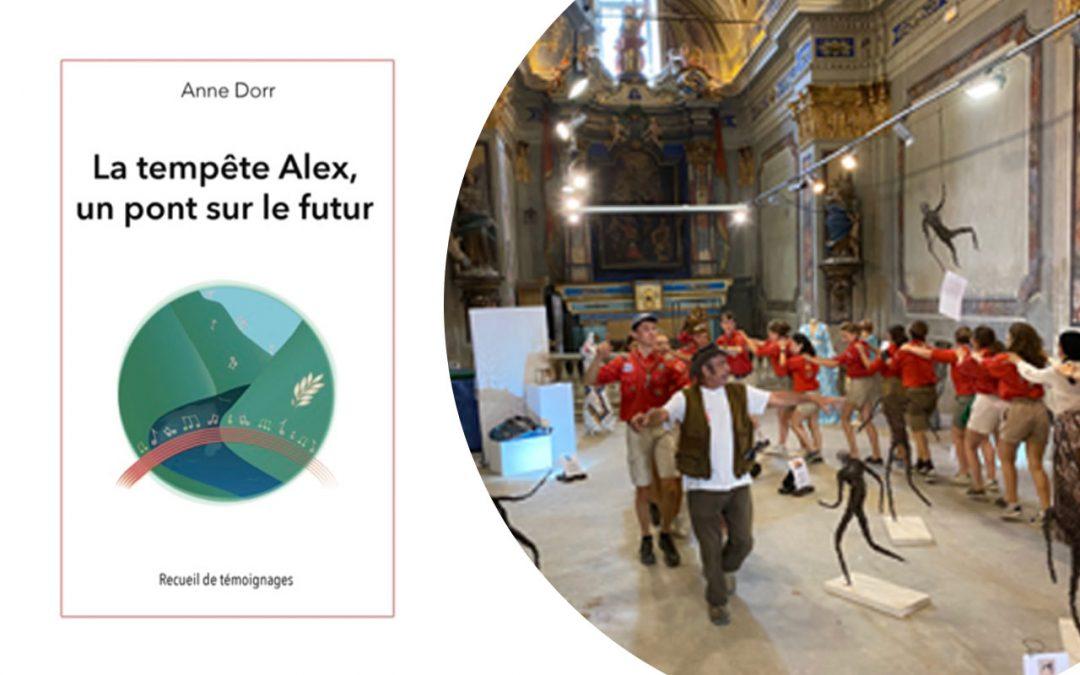 «La Tempête Alex, un pont sur le futur» – un récit de témoignages à découvrir